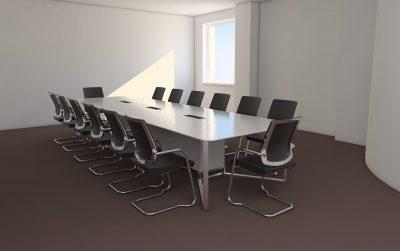 Стол для переговоров: от идеи до воплощения