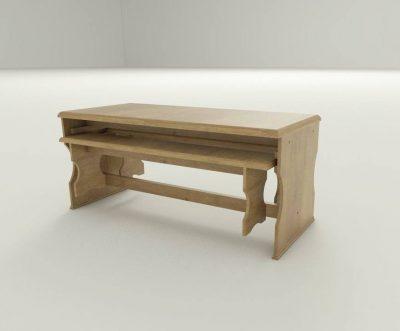 Монастырский стол для трапезной