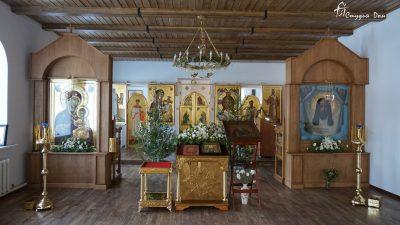 Реконструкция Спасского женского монастыря